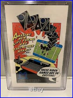 1983 DC Batman #357 1st Appearance Killer Croc & Jason Todd Cgc 9.8 White Pages