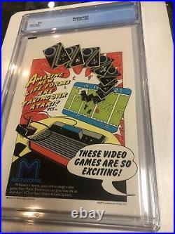 Batman (1983) #357 (CGC 9.6 White) 1st App killer croc 1st App Jason Todd