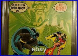 Batman #232 CGC NM 9.4 White Pages 1st Ra's al Ghul
