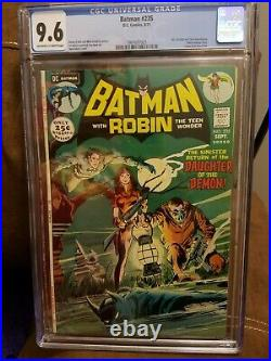 Batman # 235 CGC 9.6 OWith White (DC, 1971) Neal Adams cover
