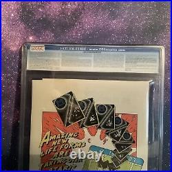 Batman #357 9.6 CGC DC Comic White Pages 1st Full Killer Croc & Jason Todd Atari