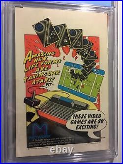 Batman #357 CGC 9.4 1st appearance Jason Todd Killer Croc White Pages 1983