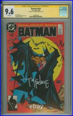 Batman #423 Cgc 9.6 White Pages