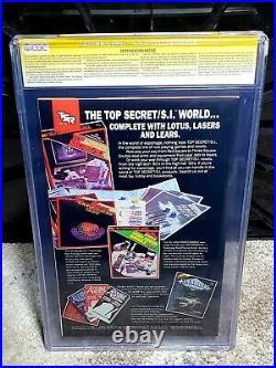 Batman #423 (DC Comics, 1988) 1st Print CGC 9.8 White Pages McFarlane Signed
