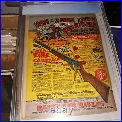 Batman #5 CGC 4.5 (1941) 1st Linda Page, Early Joker w Cream to Off White Pages