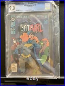 Batman Adventures #12 CGC 9.0 VF/NM white pages 1st app Harley Quinn DC VHTF