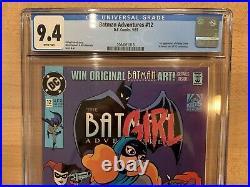 Batman Adventures #12 CGC 9.4 White Pages 1st Harley Quinn 1993 DC comic book
