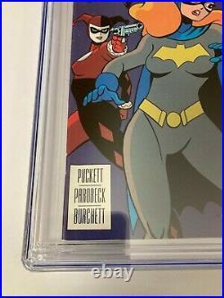 Batman Adventures 12 CGC 9.6 NM+ 1st App Harley Quinn 09/1993 White Pages