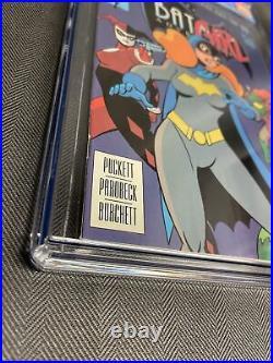 Batman Adventures #12 CGC 9.8 White Pages. (Sep 1993, DC) 1st Harley Quinn