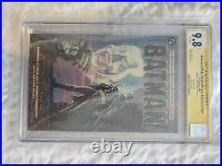 Batman Beyond #1 (1999) DC CGC 9.6 White Pages 1st Terry McGinnis + bonus book