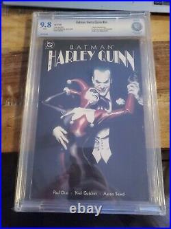 Batman Harley Quinn Nn Cgc 9.8 1999 Origin & 1st App Of Harley Quinn White Pages