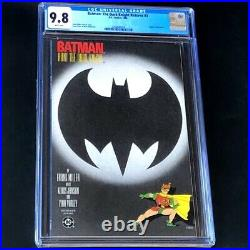 Batman The Dark Knight Returns #3 CGC 9.8 WHITE PGs Frank Miller DC Comic