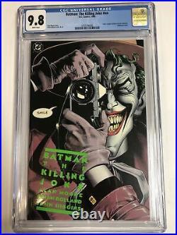 Batman The Killing Joke (1988) # nn (CGC 9.8 White Pages) 1st print