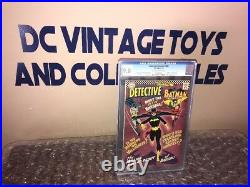 Detective Comics # 359 CGC 9.0 OFF-WHITE TO WHITE PAGES 1st App Batgirl Nice